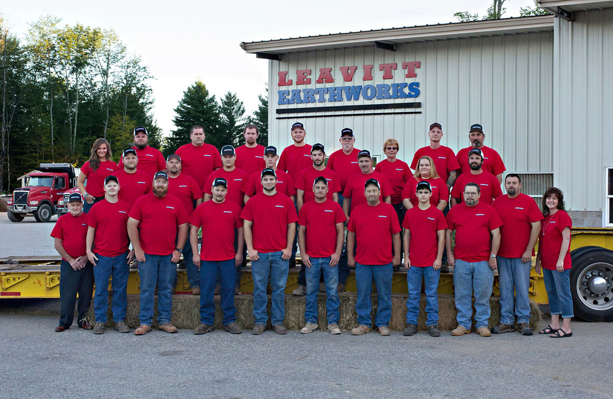 Leavitt Company Photo